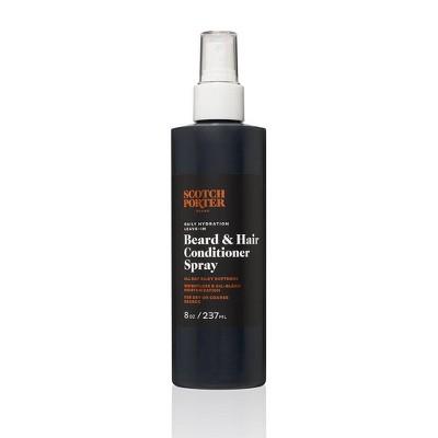 Scotch Porter Leave In Beard Conditioner Spray - 8oz