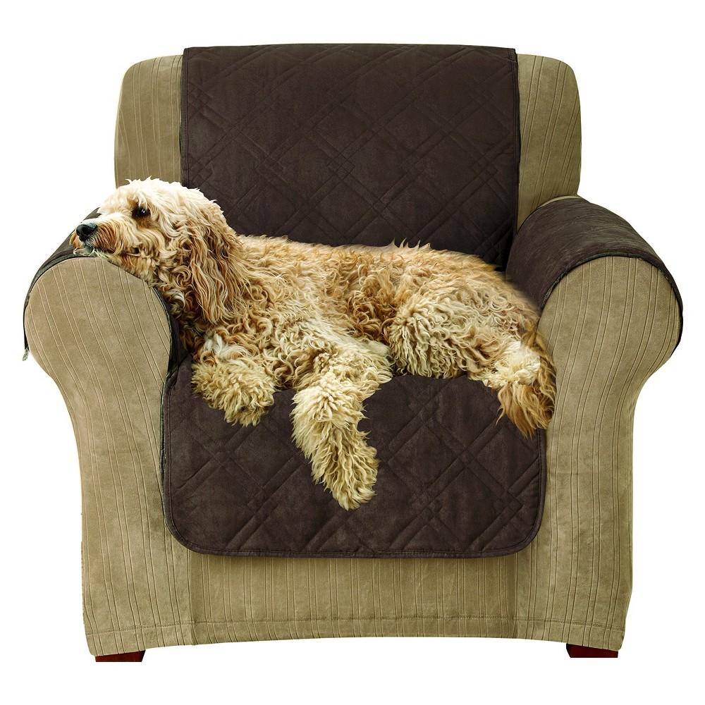 Strange Furniture Friend Microfiber Nonskid Chair Pet Cover Machost Co Dining Chair Design Ideas Machostcouk
