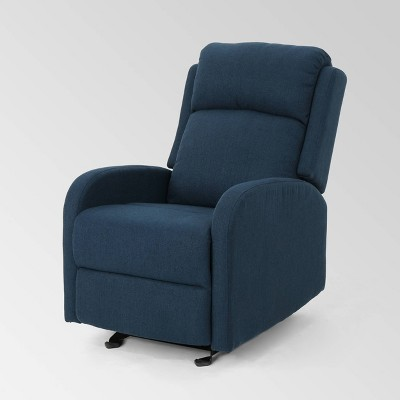 Alouette Rocking Recliner - Christopher Knight Home