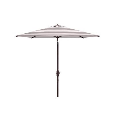7.5' Square Iris Fashion Line Umbrella - Safavieh