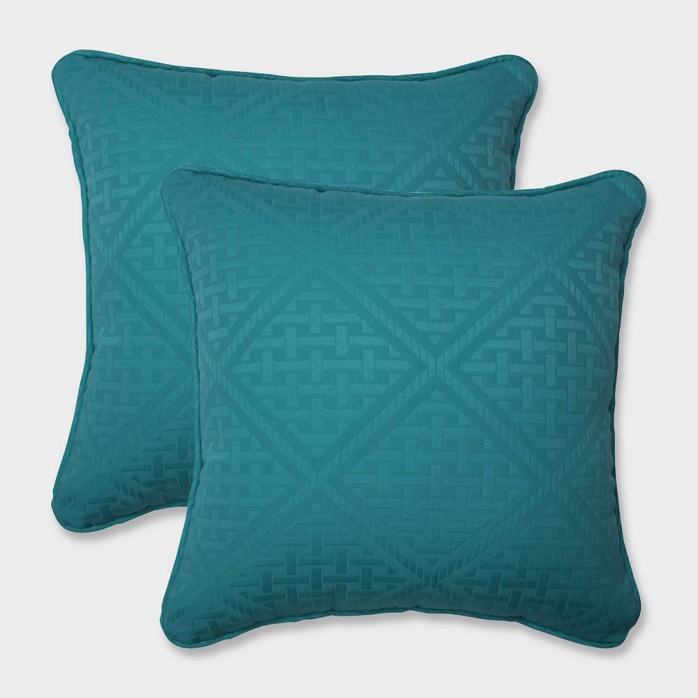 16 5 2pk Paragon Maui Throw Pillows Green Pillow Perfect