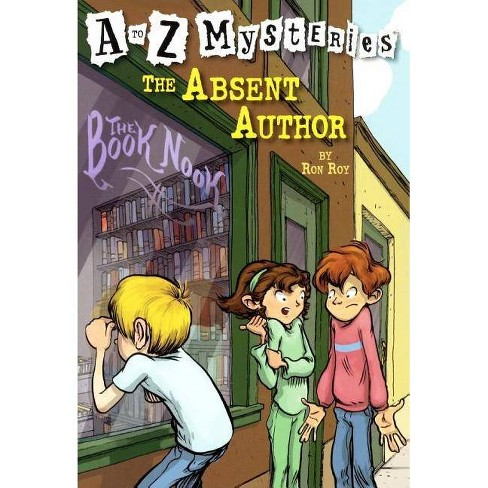 The Absent Author - (A to Z Mysteries) by  Ron Roy (Hardcover) - image 1 of 1