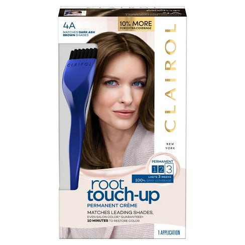 Nice \'n Easy Clairol Root Touch-Up Kit - 4A Dark Ash Brown : Target