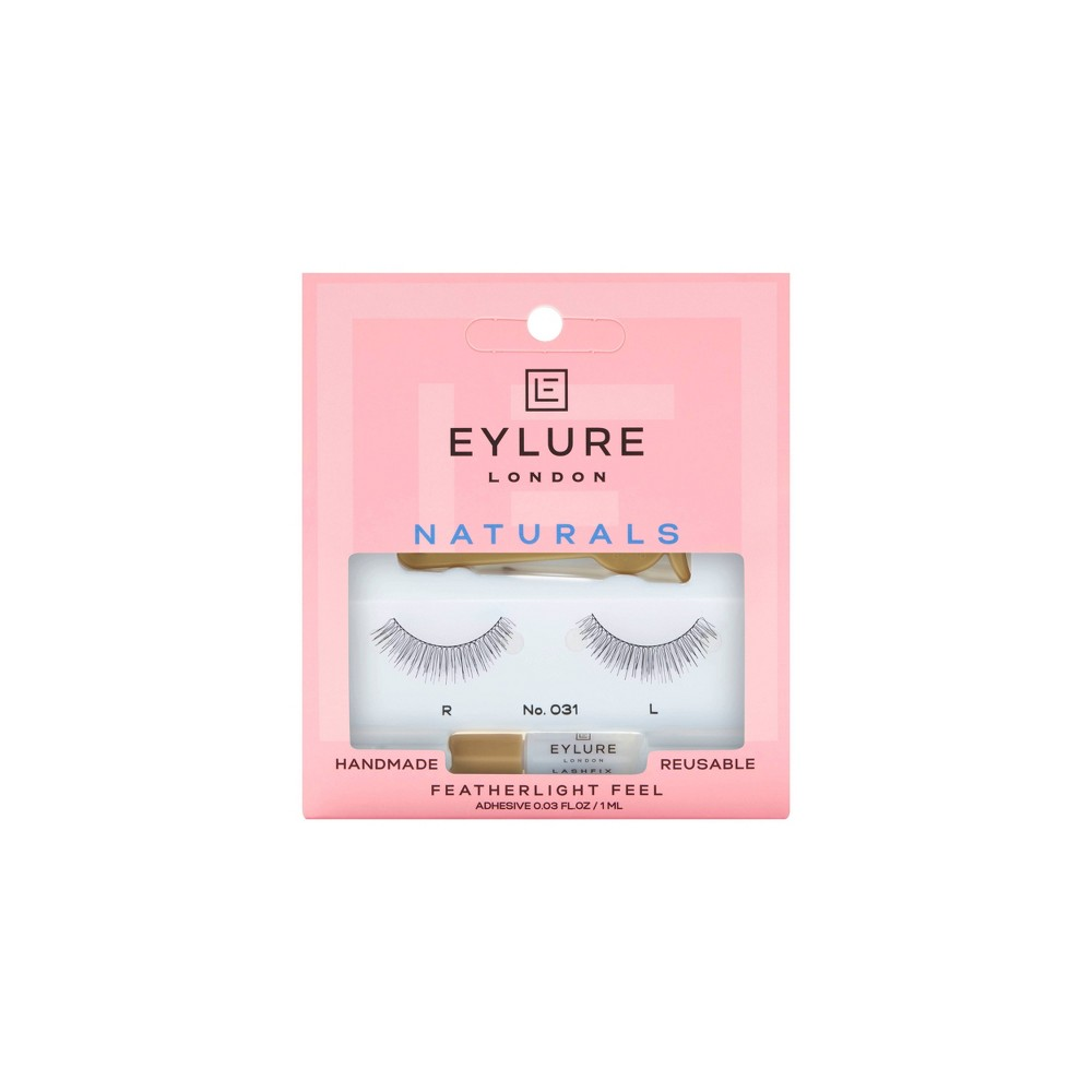 Image of Eylure False Eyelashes Naturals No.031 - 1pr