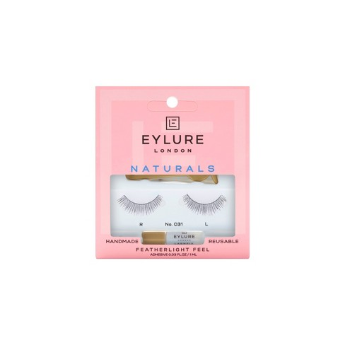 Eylure False Eyelashes Naturals No.031 - 1pr - image 1 of 4