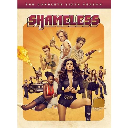 Shameless - Season 6 (DVD) - image 1 of 1