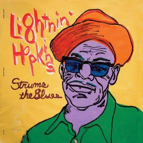 Lightnin' Hopkins - Strums The Blues (Vinyl) - image 1 of 1