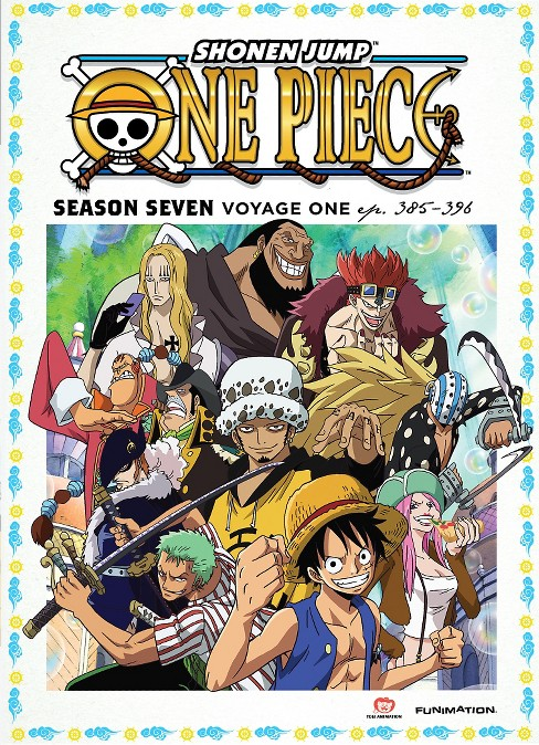 One piece:Season 7 voyage 1 (DVD) - image 1 of 1