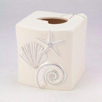 Sequin Shells Tissue Cover Buttercup - Avanti®