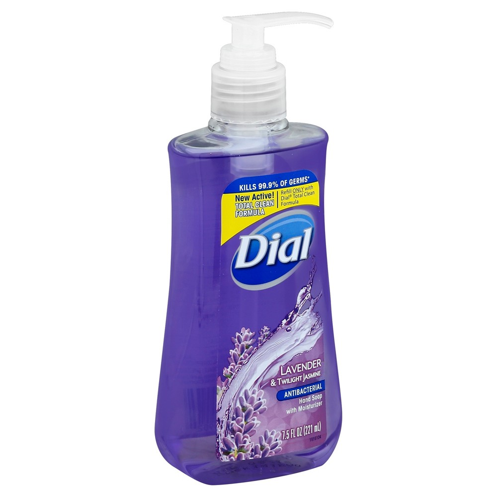 Dial Lavender and Twilight Jasmine Hand Soap - 7.5oz