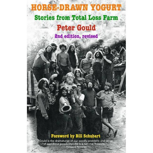 Horse-Drawn Yogurt - by  Peter Gould (Paperback) - image 1 of 1