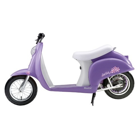 Razor Electric Scooter >> Razor Pocket Mod Betty Electric Scooter Lavender