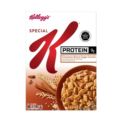 Breakfast Cereal: Special K Protein