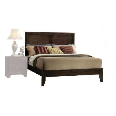 Madison Queen Bed Espresso - Acme Furniture