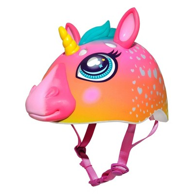 Raskullz Super Rainbowcorn Child Bike Helmet