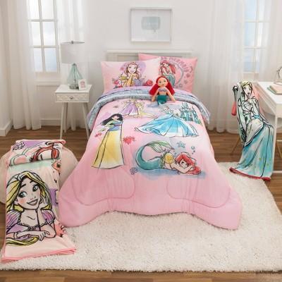 Twin Disney Princess Fairytales and Dreams Sheet Set