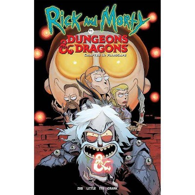 Rick and Morty vs. Dungeons & Dragons II, 2 - by  Jim Zub (Paperback)
