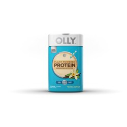 Olly Plant Powered Vegan Protein Mix - Vanilla - 13oz