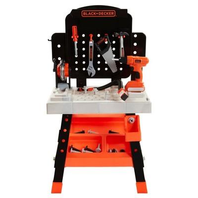 Miraculous Black Decker Ready To Build Workshop As Low As 59 99 Upc Customarchery Wood Chair Design Ideas Customarcherynet
