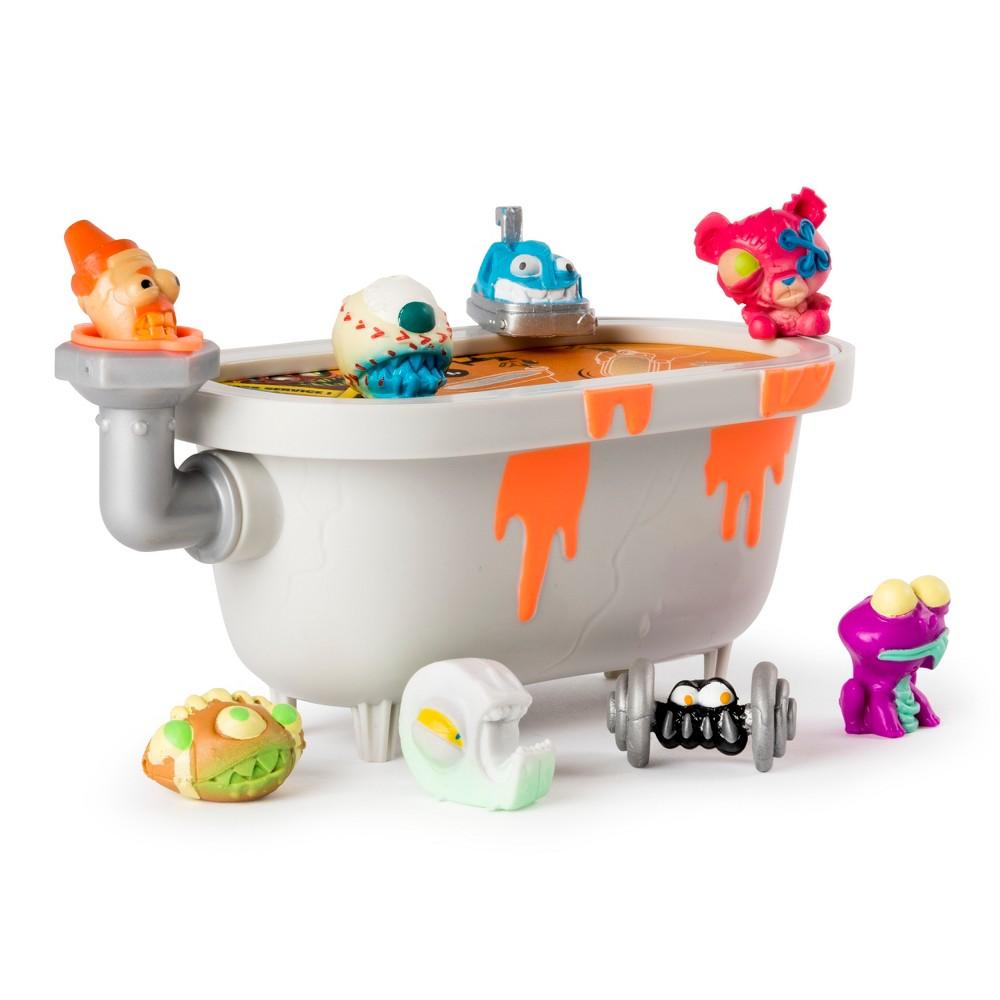Flush Force Series 2 Bizarre Bathtub with Flushies - 8pk