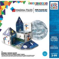 Magna-Tiles Eric Carle Papa Please Get the Moon