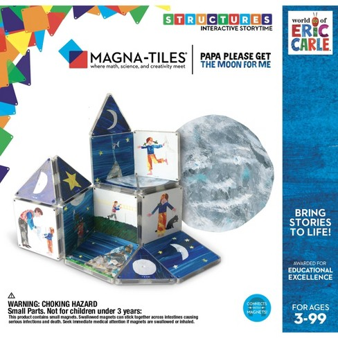 Magna-Tiles Eric Carle Papa Please Get the Moon - image 1 of 4