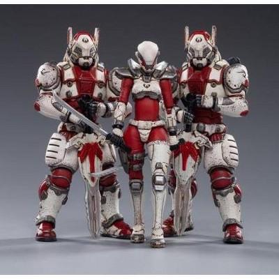 White Flame Legion Saluk | Joy Toy Battle for the Stars Action figures