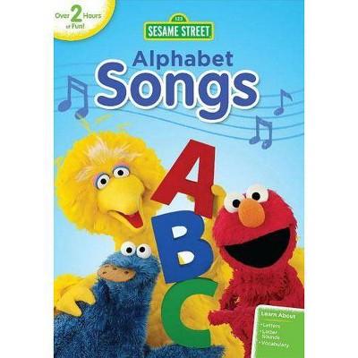 Sesame Street: Alphabet Songs (DVD)(2014)