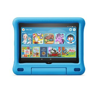 "Amazon Fire HD 8 Kids Edition Tablet 8"" - 32GB - Blue"