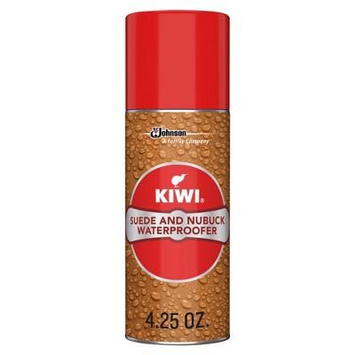 Kiwi Suede & Nubuck Waterproofer Spray - 4.25oz