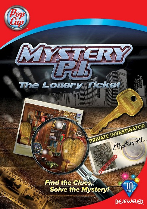 Mystery P.I. The Lottery Ticket - PC Game (Digital) - image 1 of 1