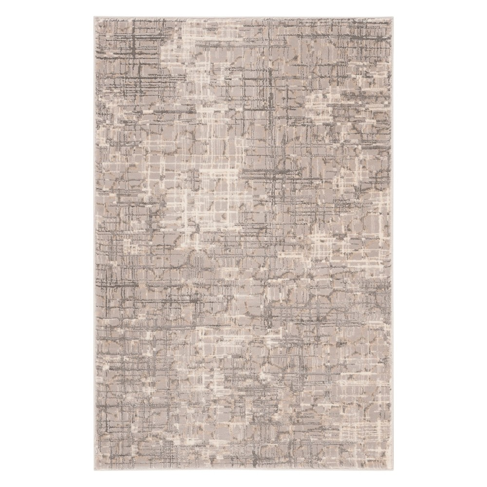 3'3X5' Solid Accent Rug Gray - Safavieh