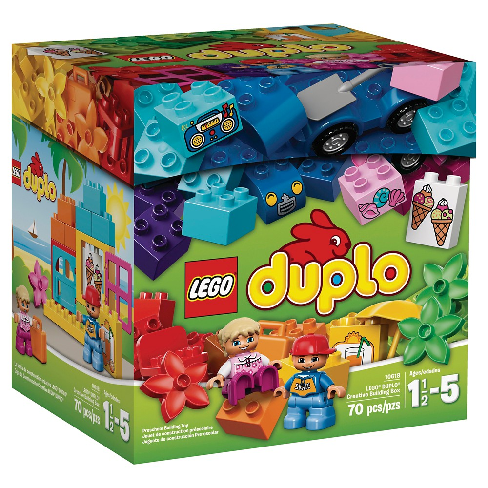 Lego Duplo Creative Building Box 10618