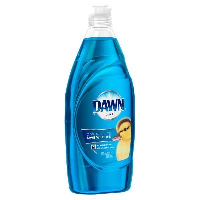 Dawn Ultra Dishwashing Liquid Dish Soap Original Scent - 19.4oz