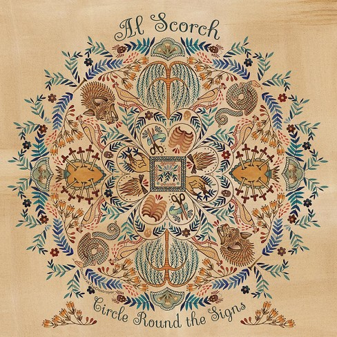 Al scorch - Circle around the signs (Vinyl) - image 1 of 1