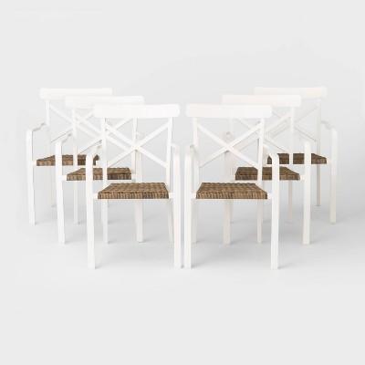 Berkley Traditional Patio Dining Chair - Threshold™