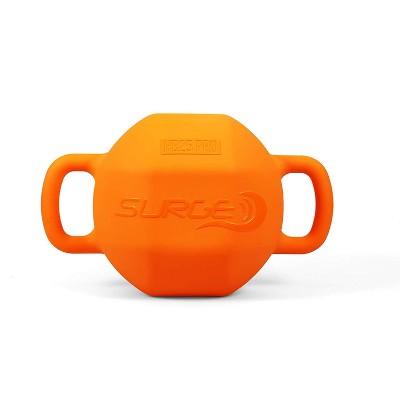 Surge Balance Enhancing Endurance Inertia Training Hydro Ball, Orange, 25 Lbs