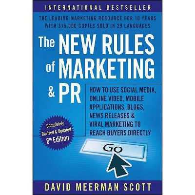 the new rules of marketing and pr review
