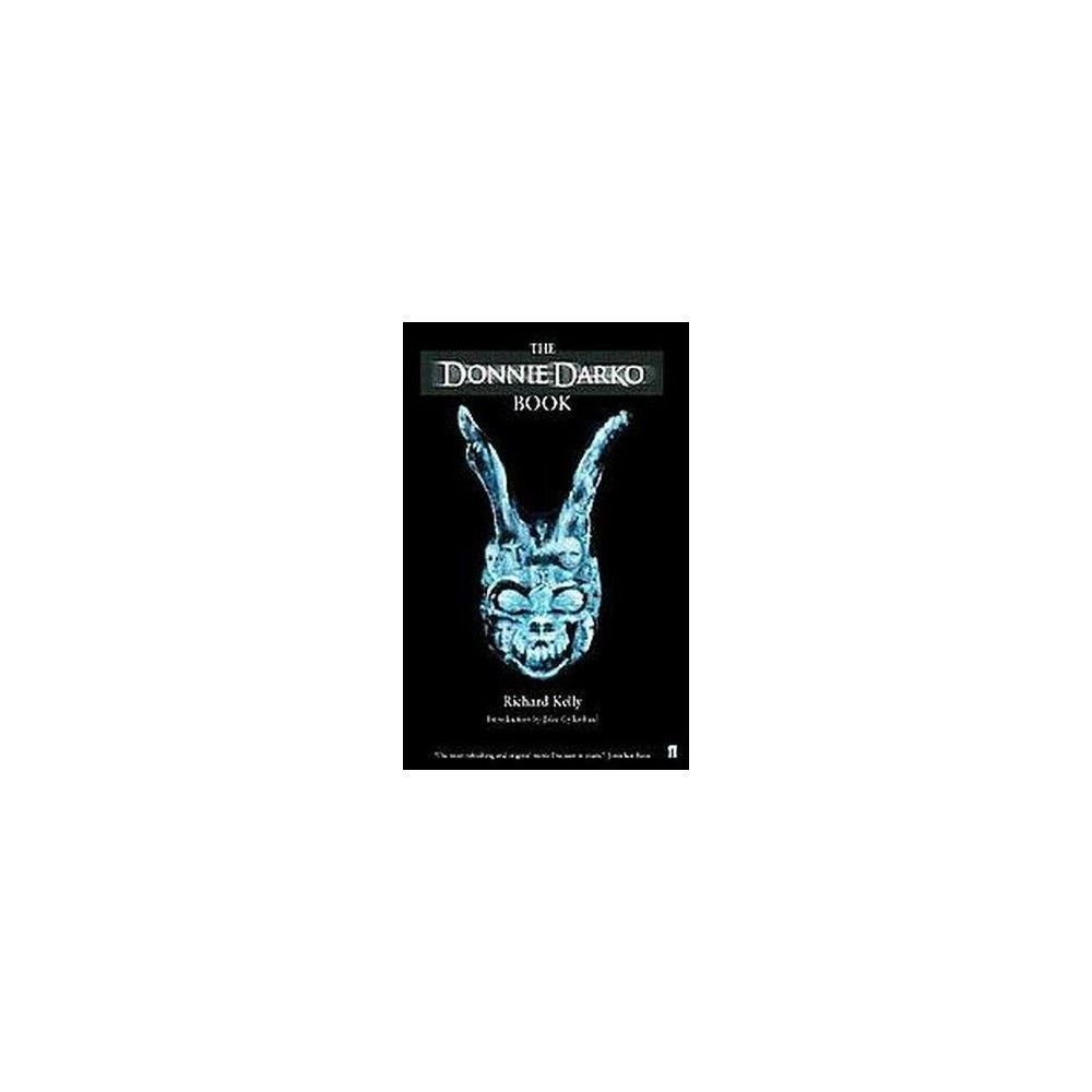 Donnie Darko Book (Paperback) (Richard X. Kelly & Jake Gyllenhaal & Kevin Conroy Scott)