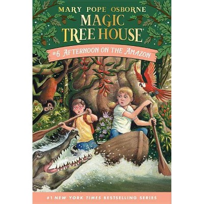 Afternoon on the Amazon (Magic Tree House Book 6) (Mary Pope Osborne) (Hardcover)