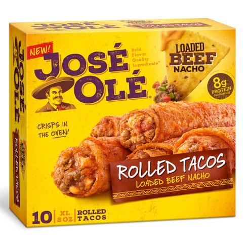 Jose Ole Frozen Loaded Beef Nachos - 20oz - image 1 of 1