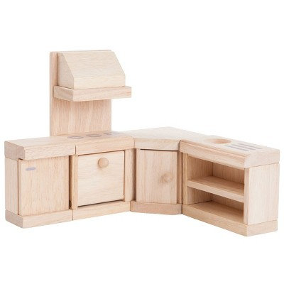 Plan Toys Classic Kitchen Doll House Furniture