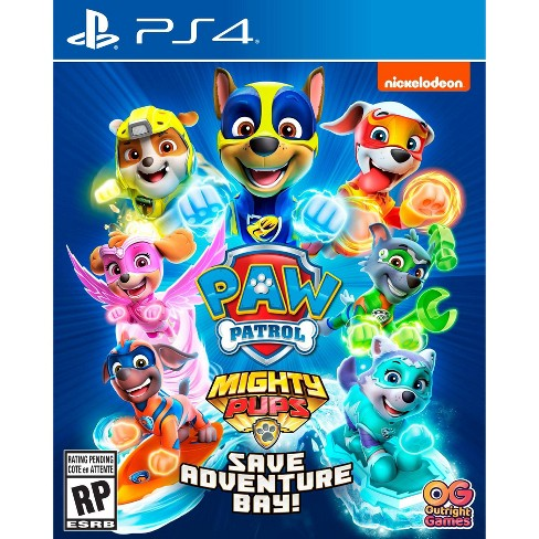 PAW Patrol: Mighty Pups Save Adventure Bay - PlayStation 4 - image 1 of 4