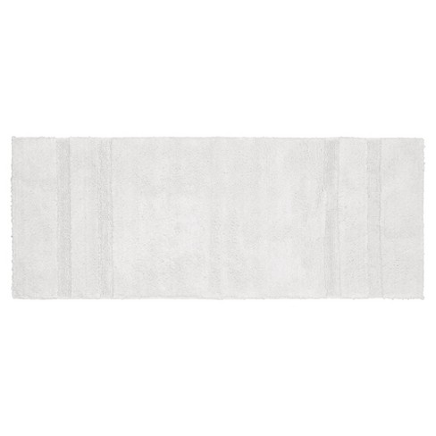 Majesty Solid Cotton Washable Bath Runner - Garland Rug® - image 1 of 1