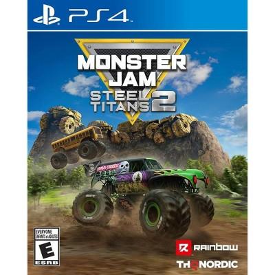 Monster Jam Steel Titans 2 - PlayStation 4