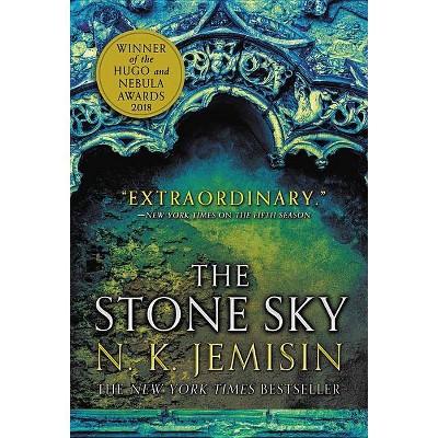 The Stone Sky - (Broken Earth) by  N K Jemisin (Paperback)