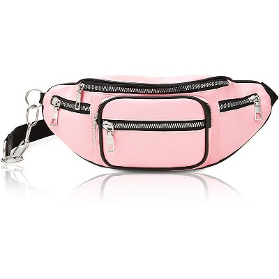 X 13 inches Unique Artist Design Gift for Her Fanny Pack For the Active Woman with Adjustable Straps 6.5 inches 2 sizes 16cm 33cm
