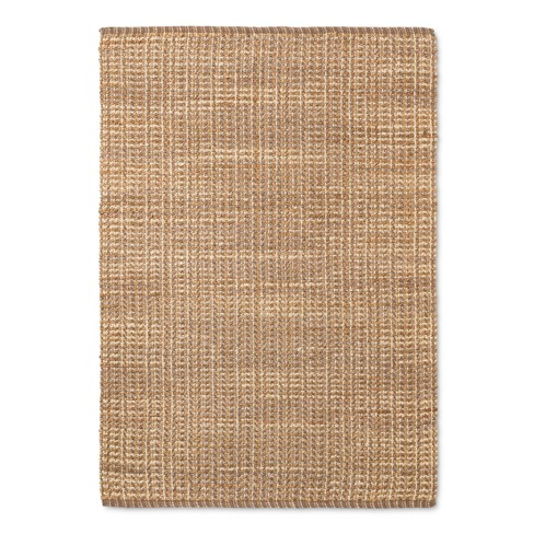 Kingston Natural Woven Rug - Threshold™ - image 1 of 2