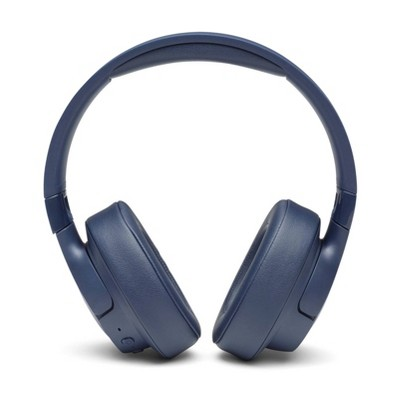 JBL Tune 750 Bluetooth Over-Ear Headphones - Blue