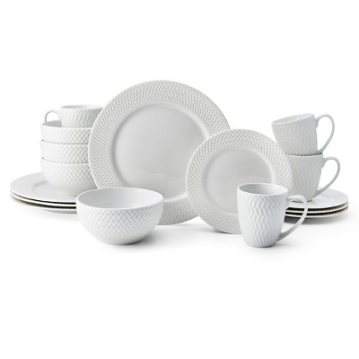 Pfaltzgraff Expressions® Fiona Stoneware 16pc Dinnerware Set